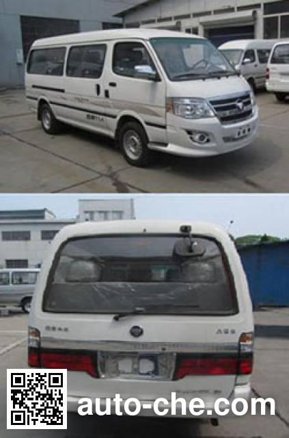福田牌BJ6546B1DWA-XB轻型客车