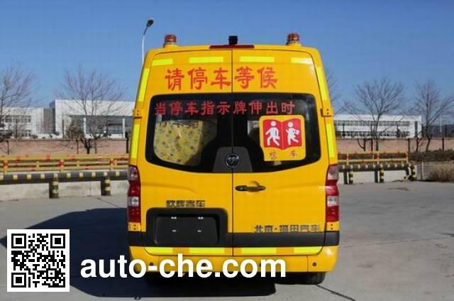 Foton BJ6590S2CDA-6 preschool school bus