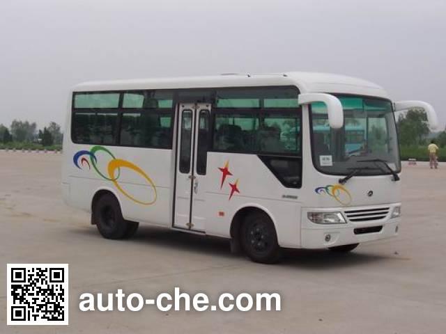 北京牌BJ6600客车