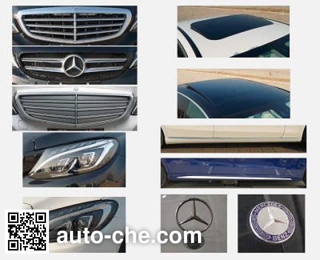 Mercedes-Benz BJ7164FL1 car