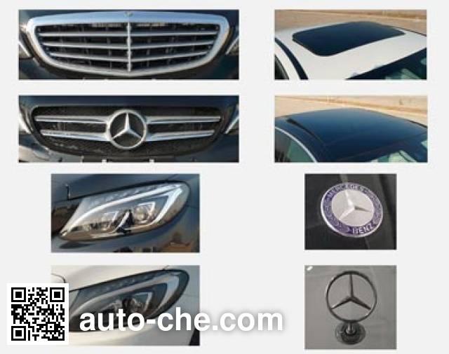 Mercedes-Benz BJ7204FL1 car