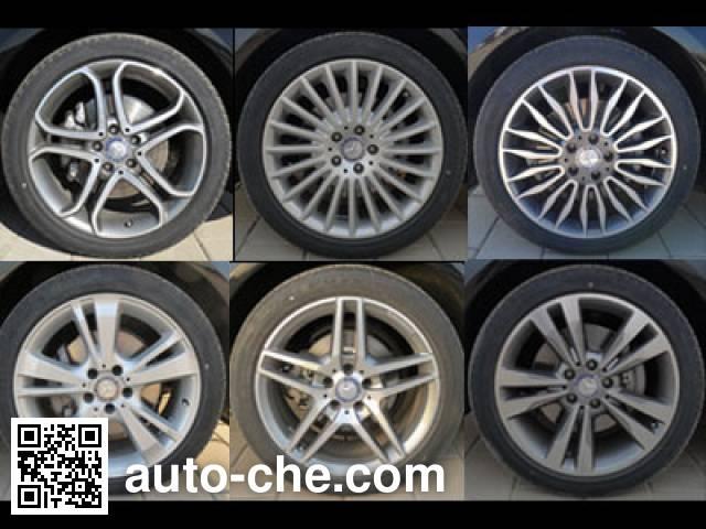 Mercedes-Benz BJ7302ETEL car