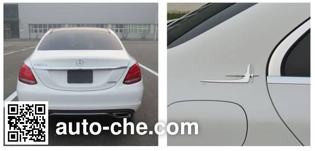 Mercedes-Benz BJ7204FEL car