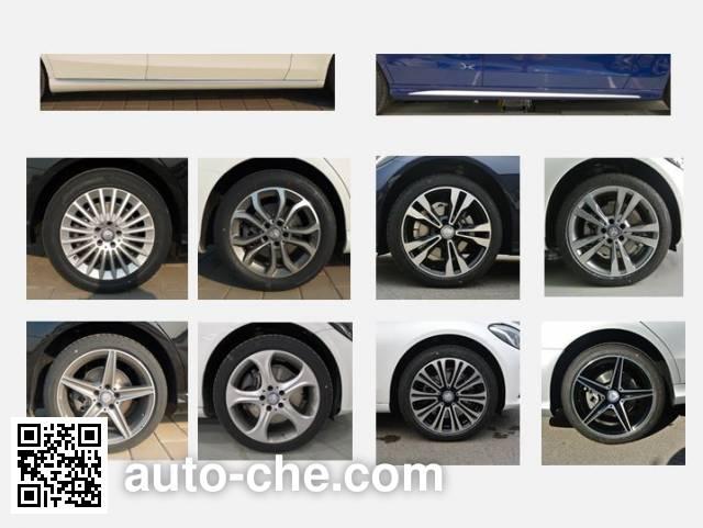 Mercedes-Benz BJ7204FEAL car