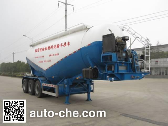 Foton BJ9404GFL low-density bulk powder transport trailer