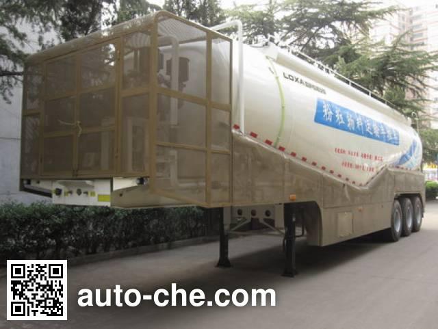 Foton BJ9407GFL low-density bulk powder transport trailer