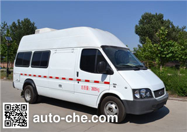 Anlong BJK5040XJC inspection vehicle