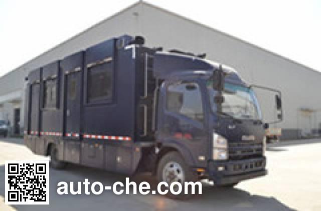 Anlong BJK5090XZJ public order inspection vehicle