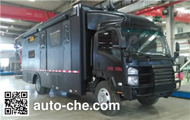 Anlong BJK5100XZJ public order inspection vehicle