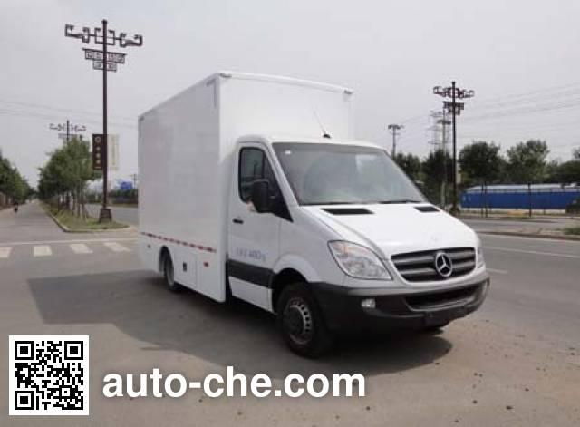 Huanda BJQ5040XJL metrology vehicle