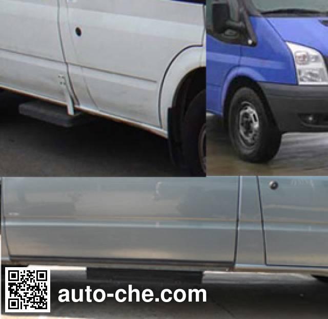 Huanda BJQ5040XJE monitoring vehicle