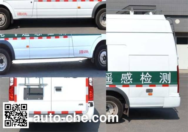Huanda BJQ5042XJE monitoring vehicle