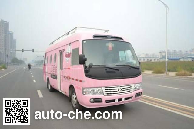 Huanda BJQ5050XDW mobile shop
