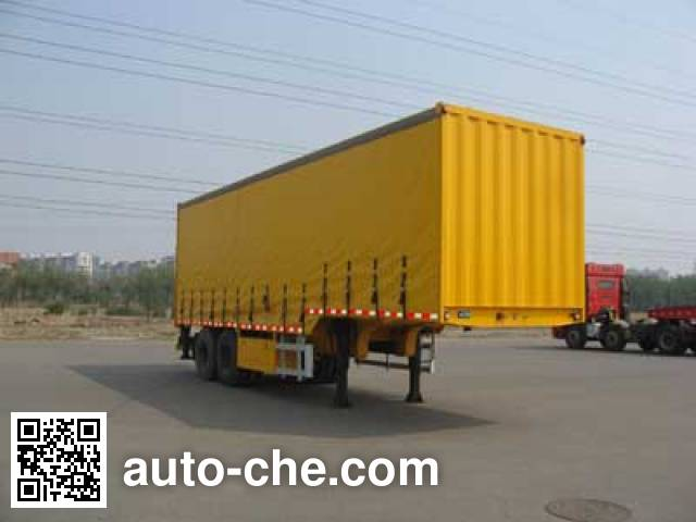Huanda BJQ9350JJH weight testing trailer