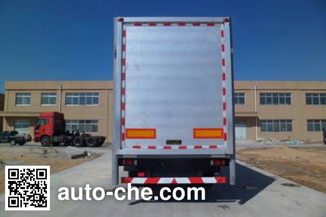 Huanda BJQ9400CCQ animal transport trailer