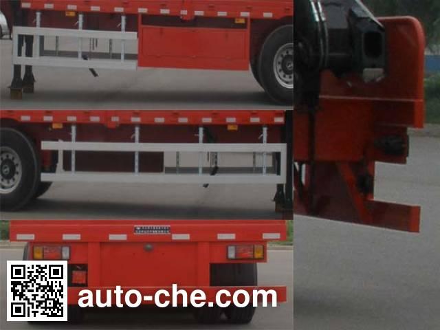 Huanda BJQ9400JJH weight testing trailer