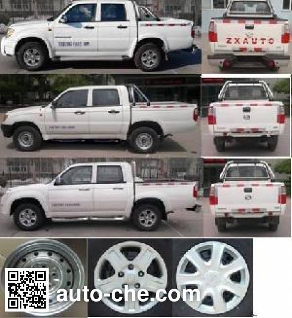 ZX Auto BQ1023Y2V-G4 light truck