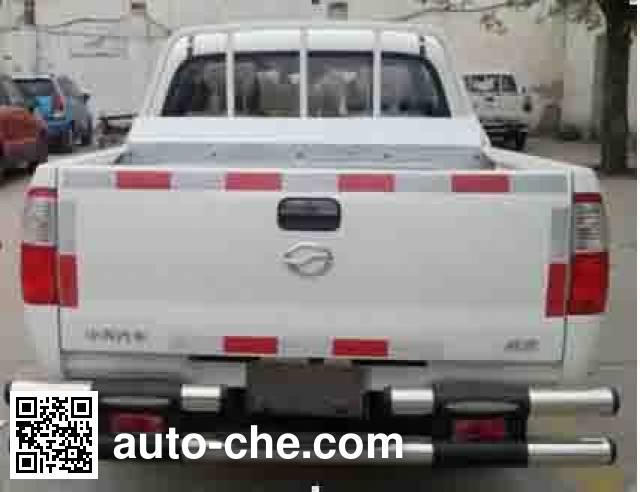 ZX Auto BQ1023Y2VM-NG4 dual-fuel pickup truck