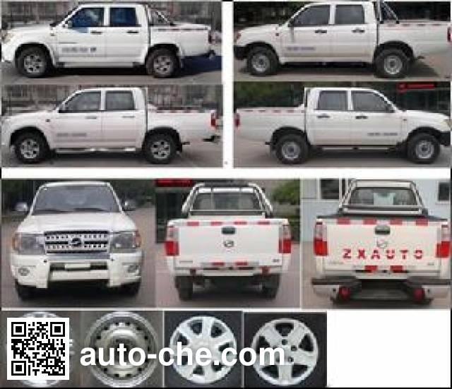 ZX Auto BQ1030M2VS pickup truck