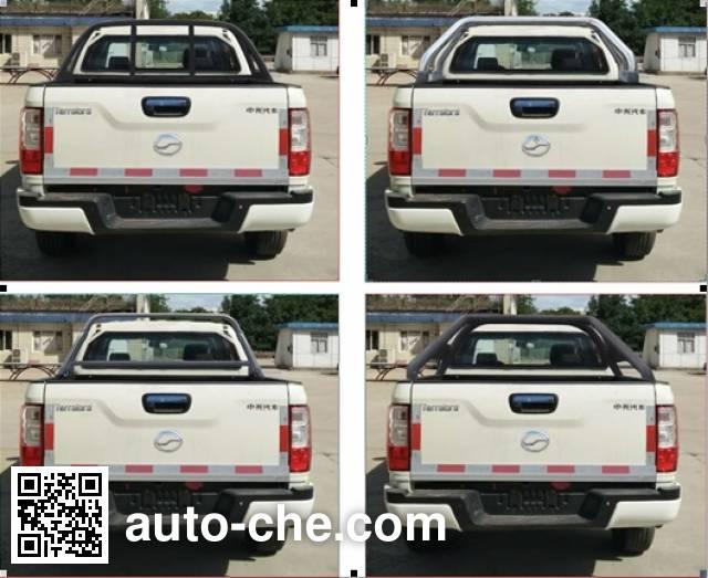 ZX Auto BQ1035G5 pickup truck