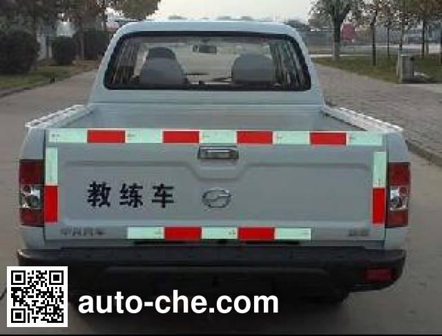 ZX Auto BQ5022XLHM9 driver training vehicle