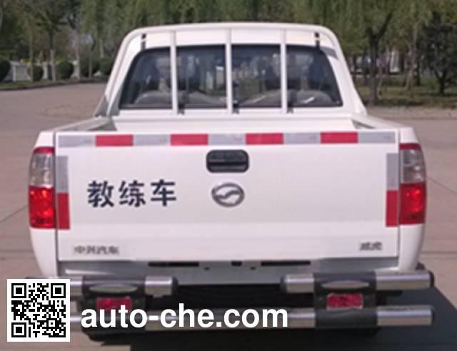 ZX Auto BQ5023XLHY5V driver training vehicle