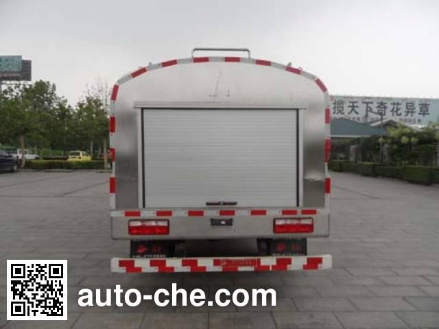 Yajie BQJ5100GQXH sewer flusher truck