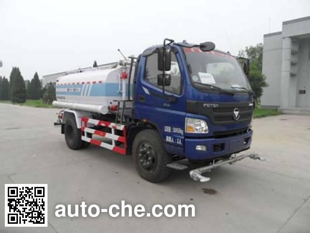 Yajie BQJ5100GSSB sprinkler machine (water tank truck)