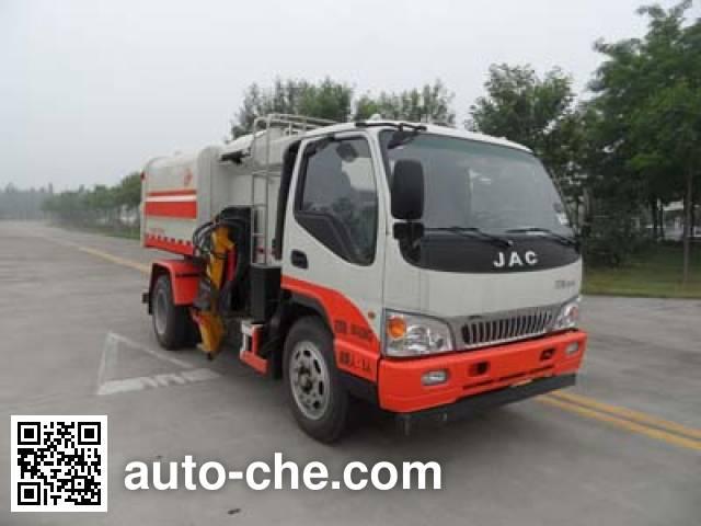 亚洁牌BQJ5103ZZZH自装卸式垃圾车