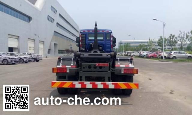 Yajie BQJ5252ZXXE5 detachable body garbage truck