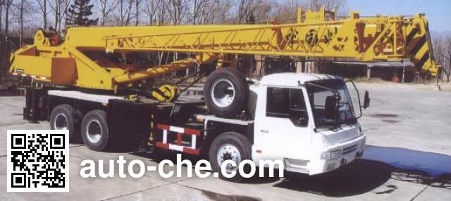 Anli BQZ5248JQZ16L truck crane