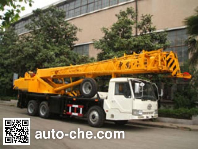 Anli BQZ5249JQZ16L truck crane