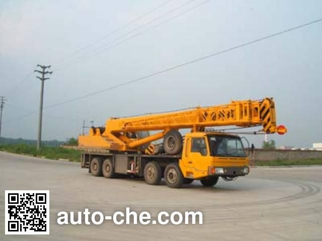 Anli BQZ5362JQZ35T truck crane