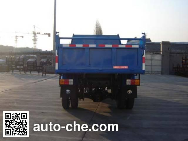 Baoshi BS2510PD1 low-speed dump truck