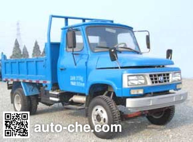 Baoshi BS2810CD1 low-speed dump truck
