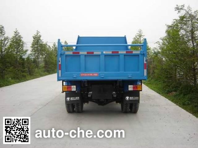 宝石牌BS4010CD3自卸低速货车