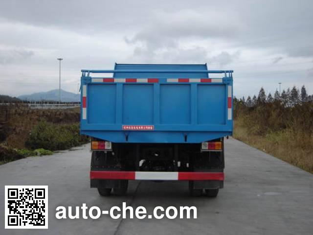 宝石牌BS5815CD1自卸低速货车