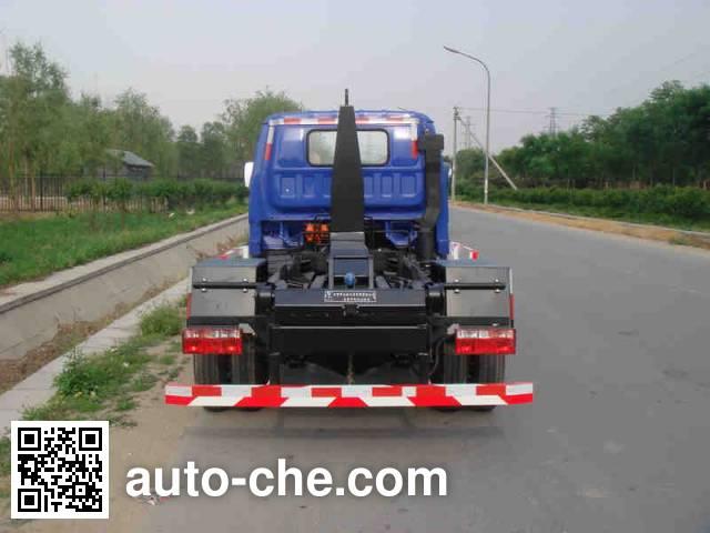 Chiyuan BSP5041ZXX detachable body garbage truck