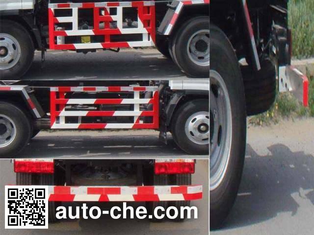 Chiyuan BSP5061ZXX detachable body garbage truck