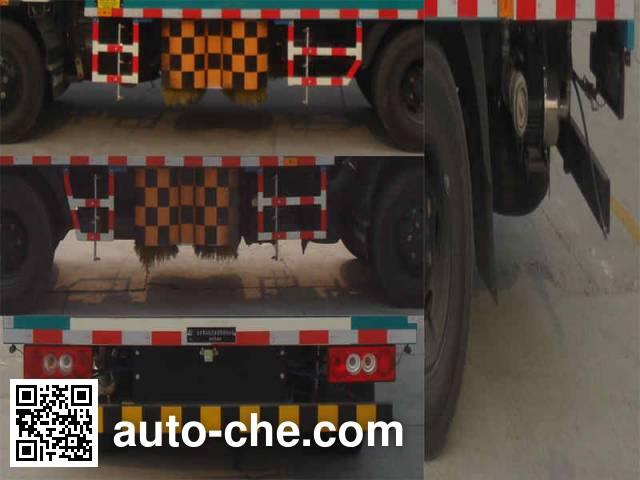 Chiyuan BSP5080GQX highway guardrail cleaner truck