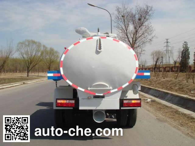 Chiyuan BSP5100GXE suction truck
