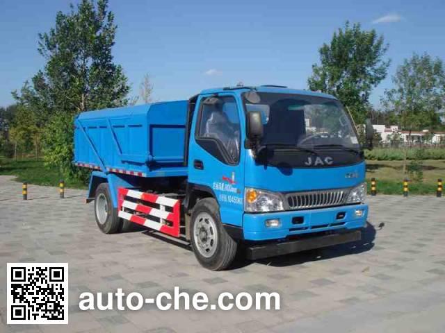 Chiyuan BSP5100ZLJ dump garbage truck