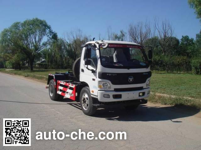 Chiyuan BSP5104ZXX detachable body garbage truck