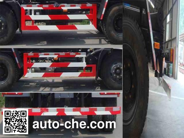 Chiyuan BSP5121ZXX detachable body garbage truck