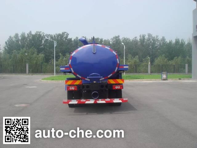 Chiyuan BSP5122GXE suction truck