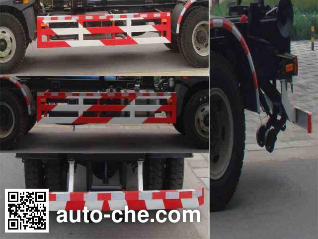 Chiyuan BSP5163ZXX detachable body garbage truck