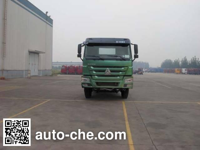 Yanshan BSQ3257ZZ38C4 dump truck