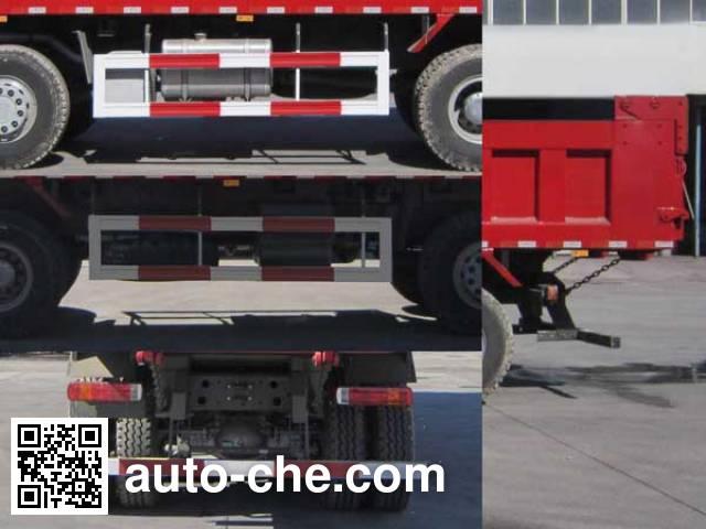 Yanshan BSQ3317ZZ38C4 dump truck
