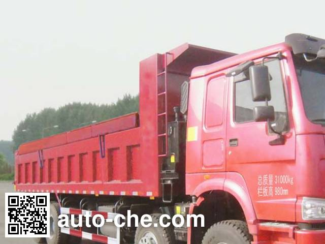 Yanshan BSQ3317ZZ46C4 dump truck