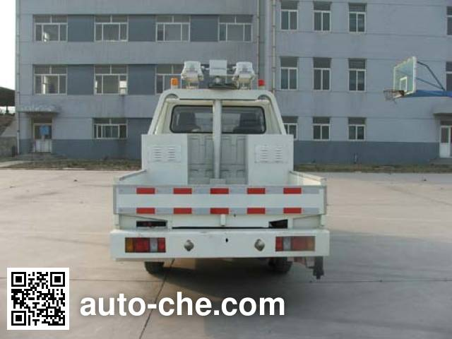 Yanshan BSQ5030XZM rescue vehicle with lighting equipment